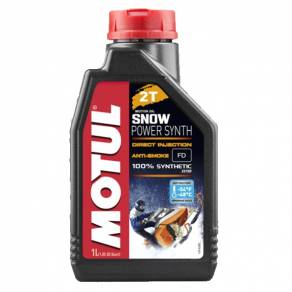 MOTUL SNOWPOWER SYNTH 2T