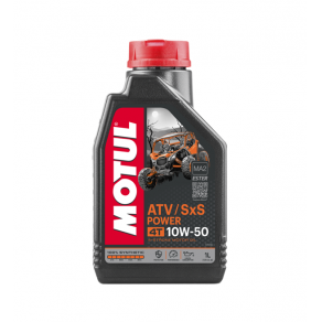 MOTUL ATV-SXS POWER 4Т 10W50