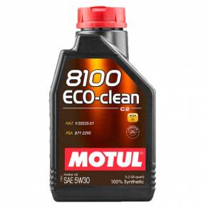 MOTUL 8100 ECO-clean 5W30 (C2)