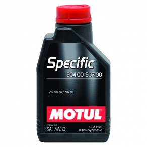 MOTUL Specific VW 504 00 507 00 5W30