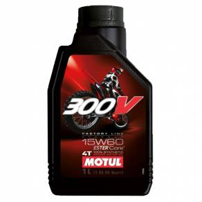 MOTUL 300V 4T OFF ROAD FACTORY LINE 15W60